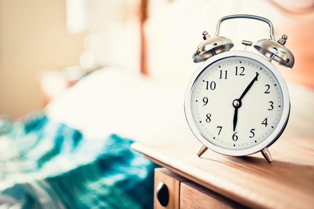 heräätkö sinäkin usein liian aikaisin?