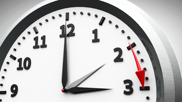 kellojen siirtäminen vaikuttaa terveyteen