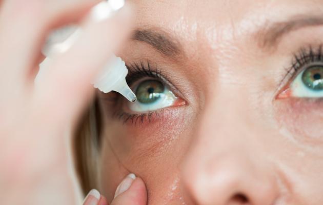 kuivat silmät ovat ikävä riesa, jonka hoitaminen on onneksi helppoa