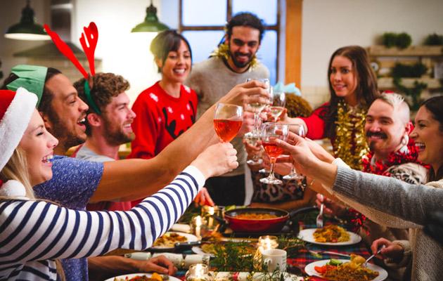 Miten viettää joulua, kun on monikulttuurinen perhe?