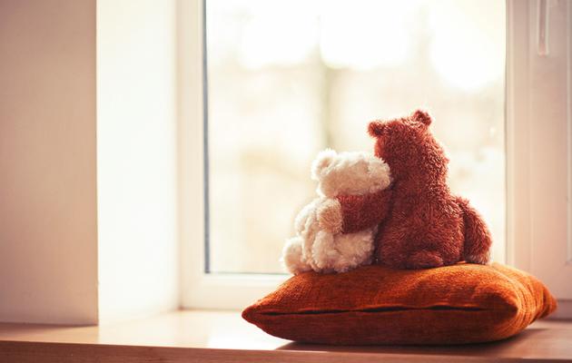 ystävän lohduttamiseen ei aina tarvita sanoja