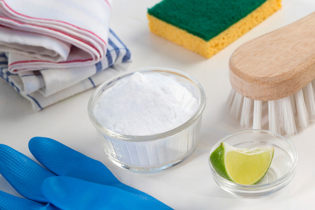 ruokasooda sopii siivoukseen
