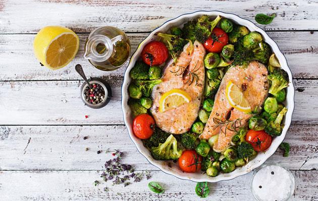 terveellinen ruokavalio ehkäisee syöpää