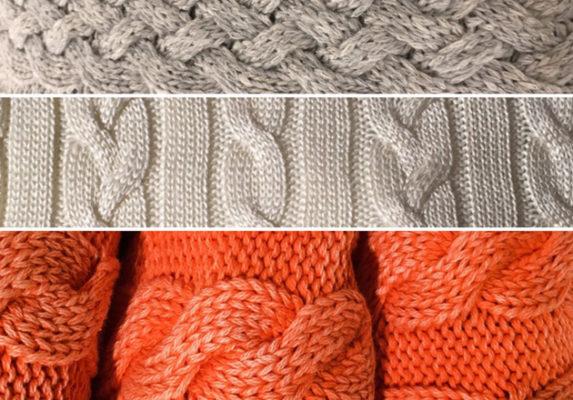 Kuva - Kauppojen vaatetangoilla näkyy nyt palmikkovillitys – katso miten  voit yhdistellä erilaisia pintoja d2ee223676