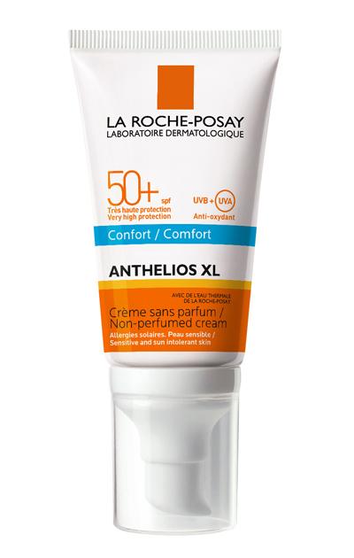 La Roche-Posay aurinkovoide kasvoille