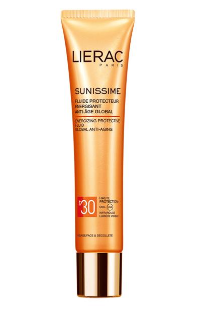 Aurinkovoide kasvoille: Lierac