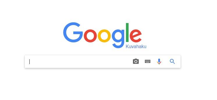 google haku ohje kuvahaku
