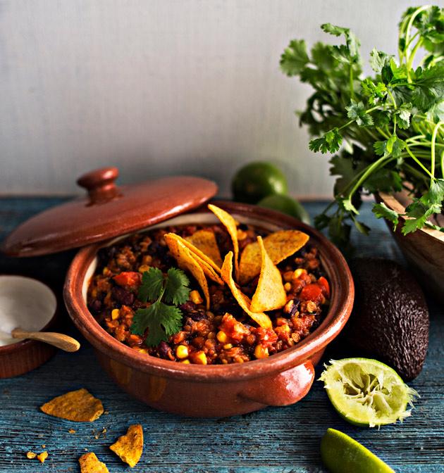 linssi-chili sin carne