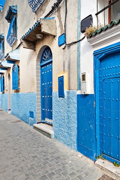 Marokon katukuvaa