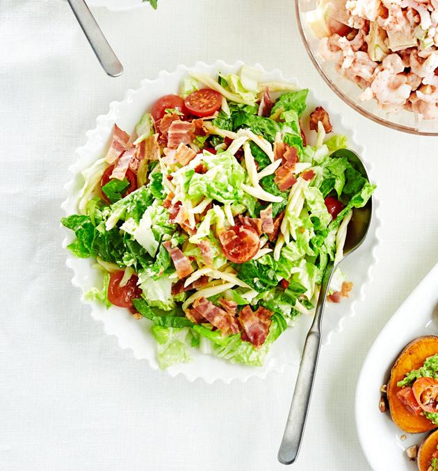 pancetta-pastasalaatti