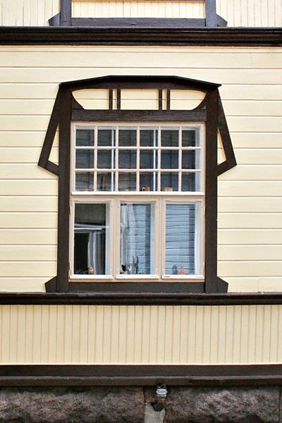Jugen-ikkuna on keveä ja dynaaminen.