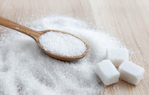 sokeri on oiva apu siivouksessa