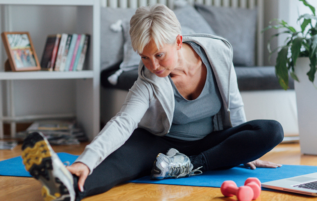 Kevyt liikunta ja venyttely ovat tärkeitä vuorotyöläiselle