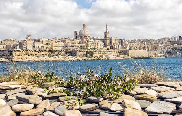 Maltan pääkaupunki Valletta on puolustanut saarta merirosvoja vastaan jo 1500-luvulta.