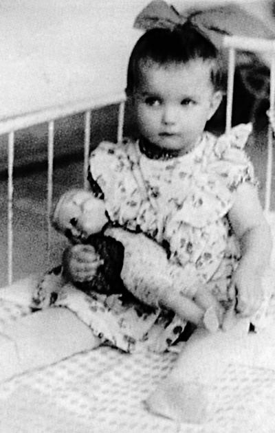 Marita Liulia lapsena