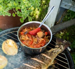 kasvislisuke grilliruoille