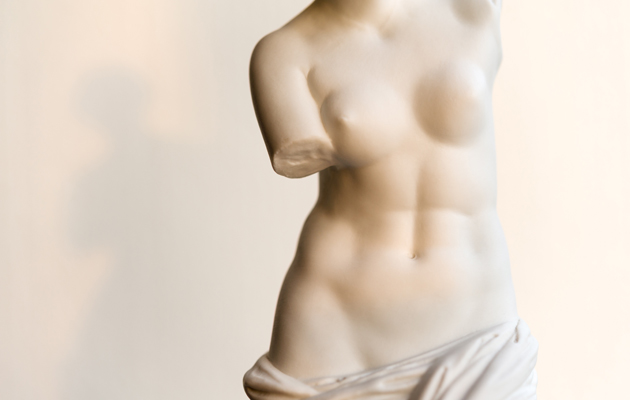 Naisen keho