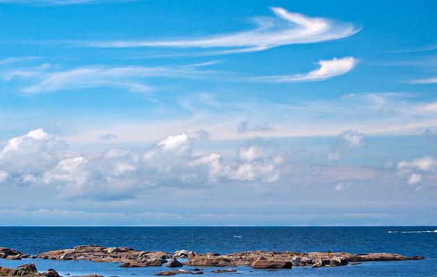 Pilvien muodostuminen
