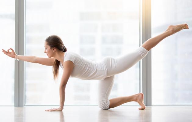 Selän liikuttaminen ja selkälihaksien ylläpito