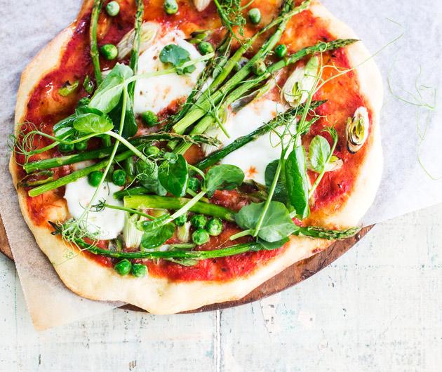 varhaisvihannespizza