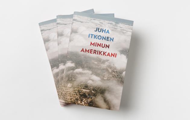 Juha Itkosen Minun Amerikkani -kirja