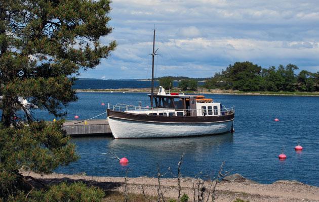 Katanpää Saaristomerellä