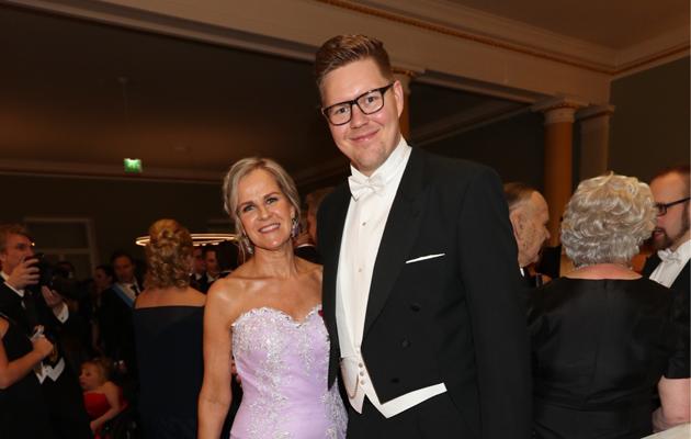Antti Lindtman odottaa vaimonsa kanssa perheenlisäystä.