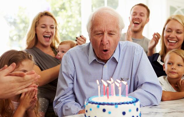 Onnittelurunot ja värssyt syntymäpäiväsankarille