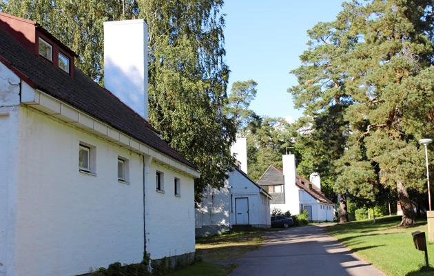 Alvar-Aallon suunnittelema asuinalue, Kouvola