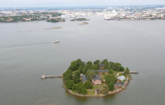 Lonna-saari ilmasta