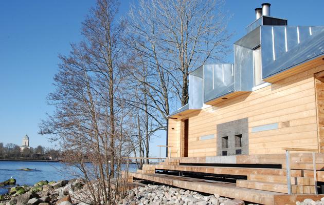 Lonna-saaren sauna