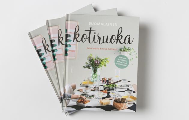Voita Suomalainen kotiruoka -kirja!