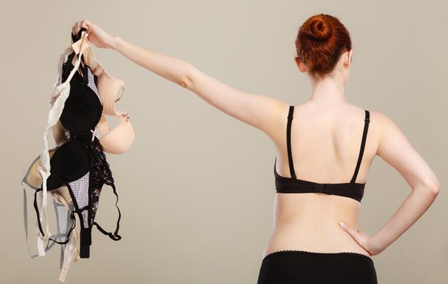 Ehkäise tissihikeä valitsemalla hyvät rintaliivit