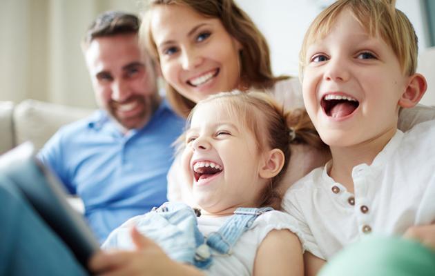 Perhe ja parisuhde ovat unelmien arvoisia
