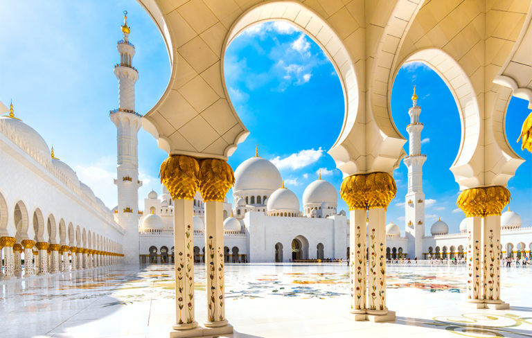 Dubain & Omanin sulttaanikunnan loistoristeily