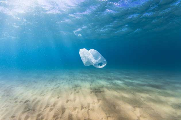 Kuva - Muovin kertakäyttö on lopetettava – näin se on mahdollista!