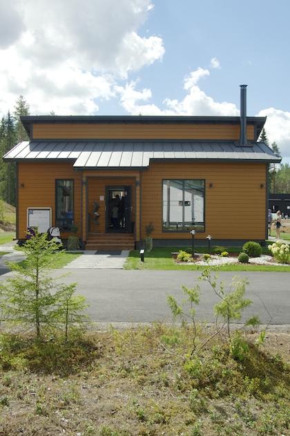 Fortum-talo, Mikkelin asuntomessut 2017.