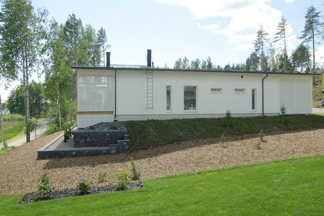 Passiivikivitalojen kosteusturvatalo, Mikkelin asuntomessut 2017