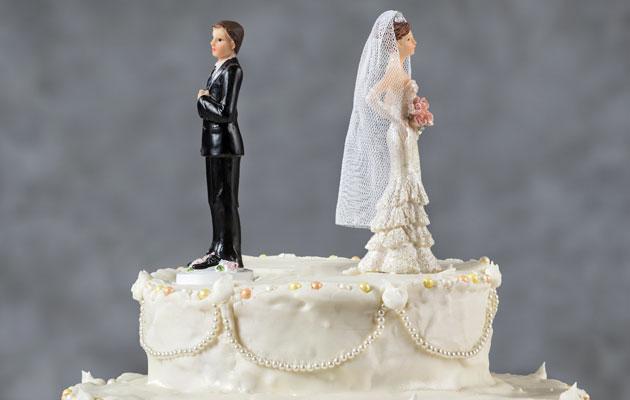 Avioliitoissa on välillä kriisejä