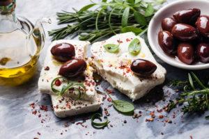 Välimeren ruokavalio on tutkimusten mukaan maailman terveellisin.