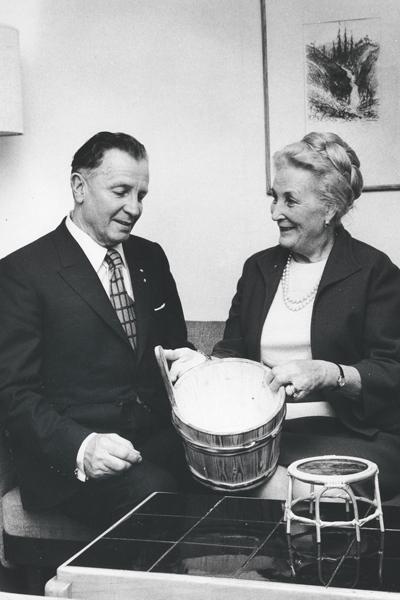 Kalle ja Tyyni Kalervo