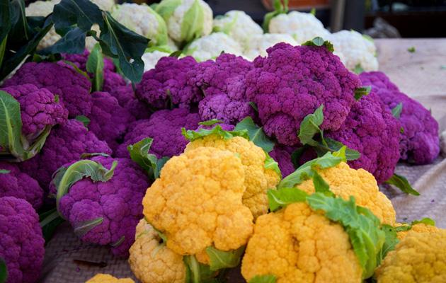 Kukkakaali on trendiherkku, joka maistuu monessa.
