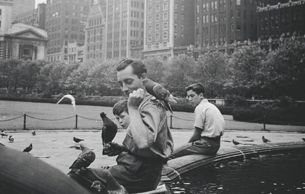 Manhattan 1940-luvulla