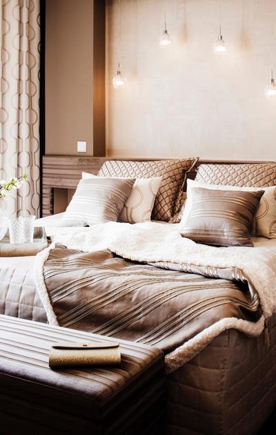 Makuuhuone Villa Tangossa
