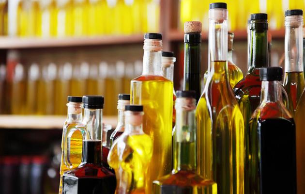Öljy sopii päivittäiseen ruoanlaittoon.