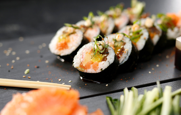 Japanilainen ruoka tunnetaan kalasta ja riisistä, mutta sisältää paljon muutakin.