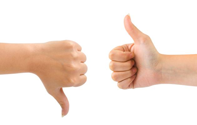 vasenkätinen vs. oikeakätinen