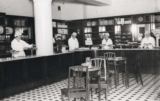 Ekberg kahvila