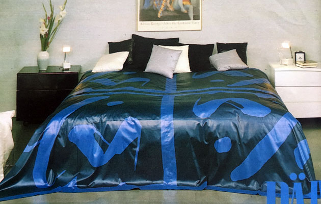 Makuuhuoneen hohtavat kasaripeitot – koska tämä tyyli tekeekään paluun?