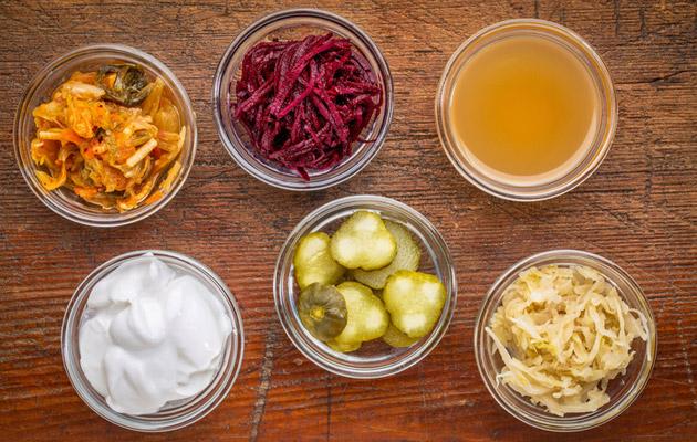 Probiootit parantavat suoliston mikrobitasapainoa.